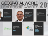 Geospatial World Leadership Awards 2016 will be presented to the winners on January 23, 2017 in India during Geospatial World Forum 2017 conference.