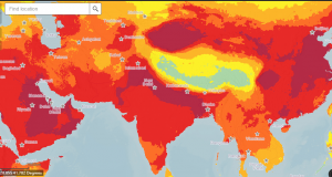 WHO's Global Urban Ambient Air Pollution Database