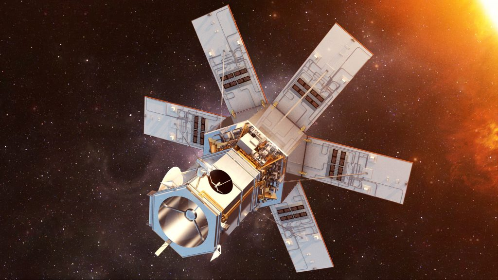 DigitalGlobe has reported that its newest high-accuracy, high-resolution commercial imaging satellite - WorldView-4 has been launched by a United Launch Alliance on Friday.