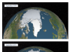 Climate change geospatial technology