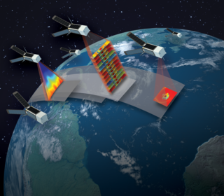 TROPICS, a new NASA Earth-observing mission announced this year, will study the insides of hurricanes with a constellation of 12 CubeSats.