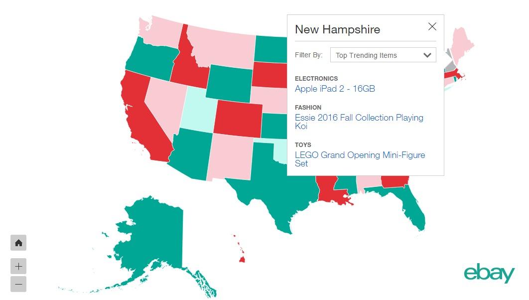 ebay holiday map 2016