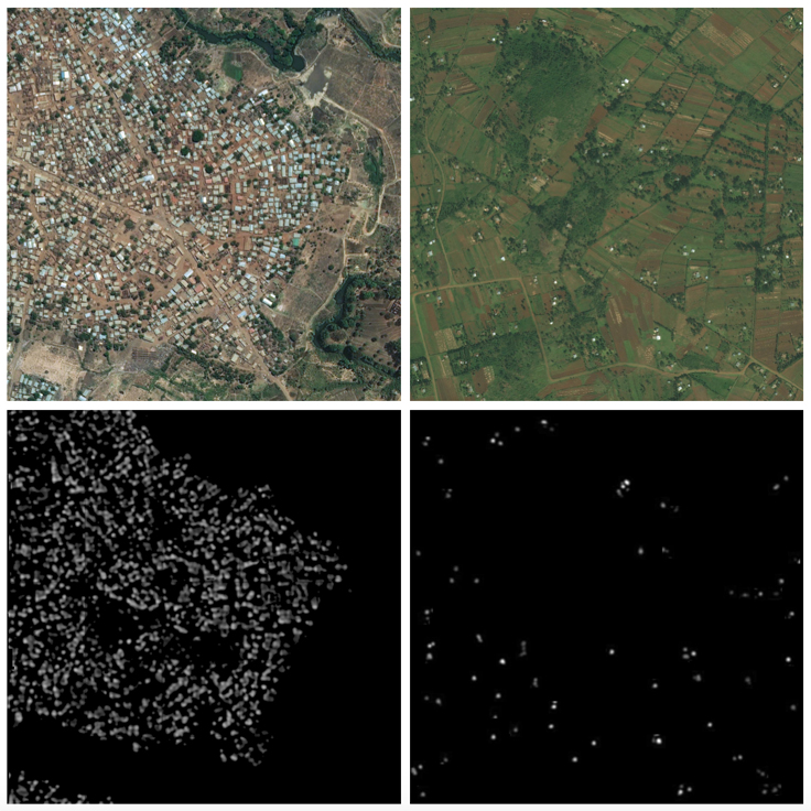 Facebook population dataset