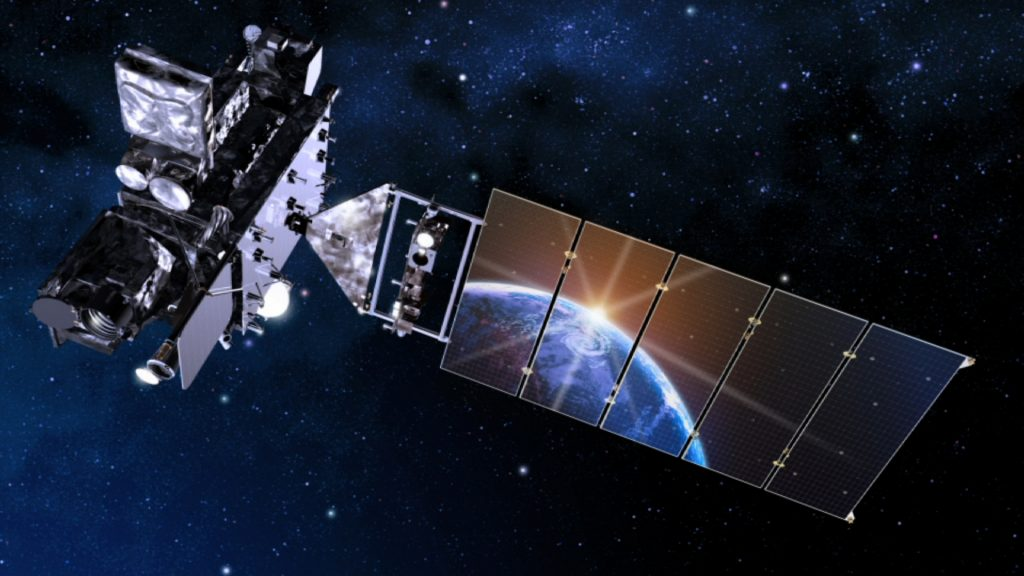 In a joint partnership, NASA and NOAA will put a weather satellite, GOES-R into space this weekend.