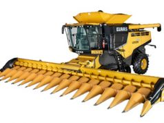 CLAAS LEXION combines get Trimble Ready option