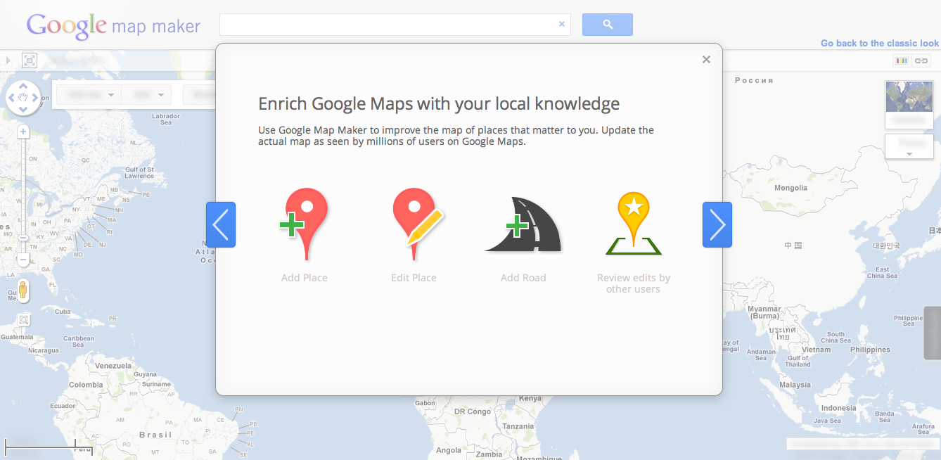 Google map maker shut down to encourage local guides program gumiabroncs Gallery