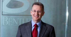Greg Bentley CEO of Bentley Systems