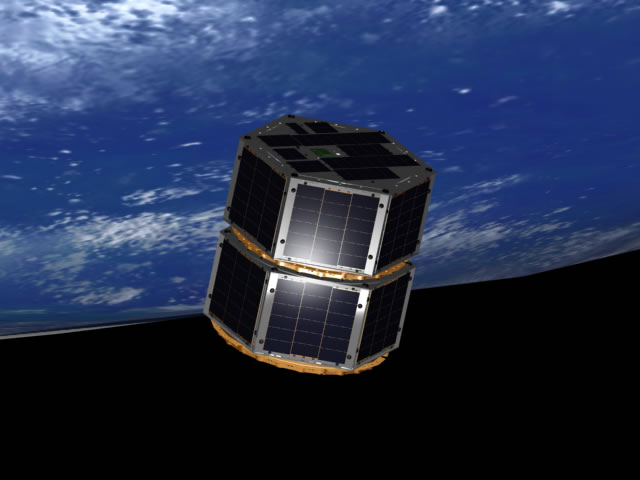 After a group of students launched a nano-satellite PISAT in the end of September, another group of students have started working on developing the PISAT-2 satellite at the university.