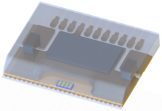 Scanning lidar module (source: Osram Opto Semiconductors)