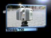 Trimble TX8- integrated HDR camera