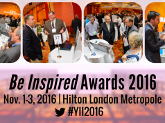 2016 Be Inspired Awards
