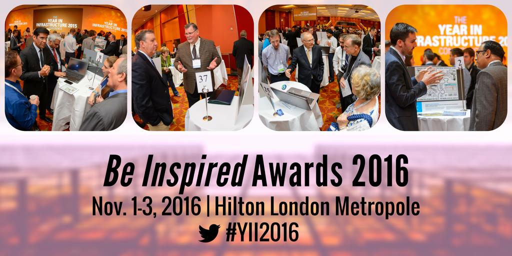 2016 Be Inspired Awards