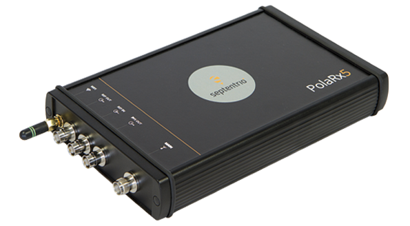 Septentrio has announced the release of 5.1.0 firmware for the PolaRx5 product line of GNSS reference receivers.
