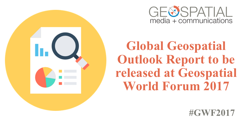 The report will feature significant global geospatial trends and unveil 50+ countries ranked according to their geospatial readiness index.