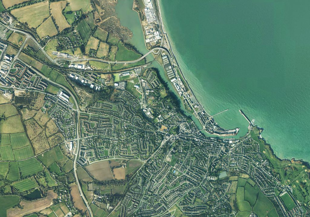 Ireland-based EastWest Mapping has bought Bluesky Geospatial's high-resolution aerial photography to update and enhance its recreational maps.