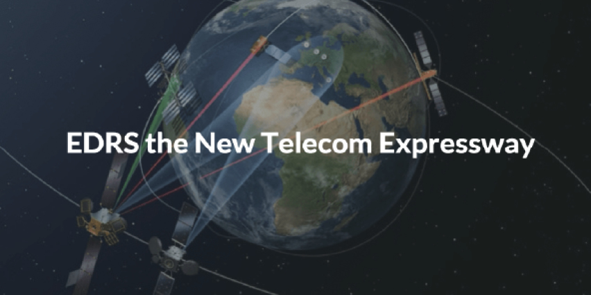 EDRS the new telecom expressway