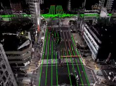 Japan's Mitsubishi Electric Corp. has announced that it is entering the advanced mobile 3D mapping system overseas.