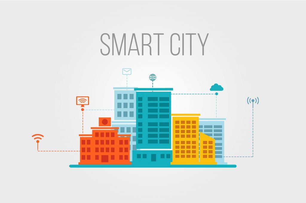 Smart city. Courtesy- Team quest