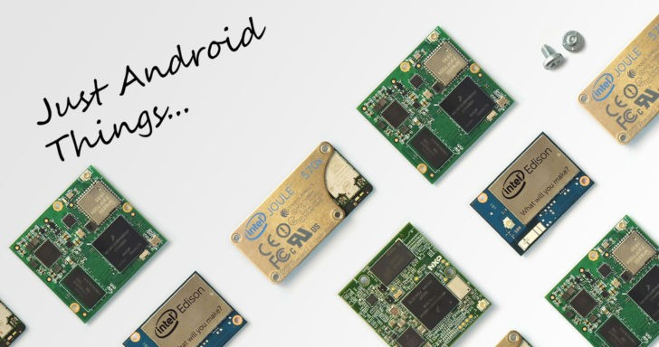 Google has announced the launch of its developer preview IoT platform – Android Things. The platform is aimed towards building smart devices on top of Android APIs and Google's own services.