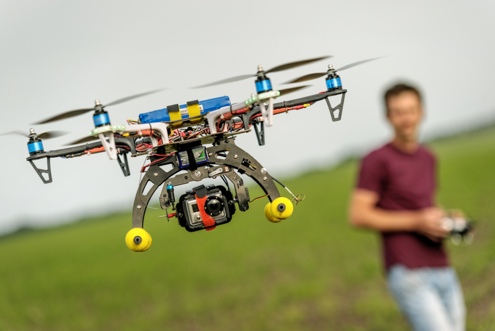 Agricultural drone market is likely to reach a whopping $127 billion in the coming years, said a recent report from PwC.