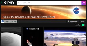 NASA Giphy GIFs