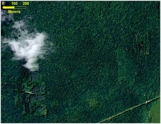 NASA's satellite imagery has helped archaeologists discover the remains of mysterious ancient lost city in Oklahoma.