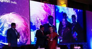 Esri India UC – GIS Enabling Transformation