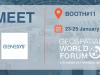 Meet Genesys International team at Geospatial World Forum 2017
