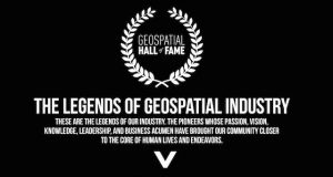 Geospatial Hall of Fame at Geospatial World Forum 2017