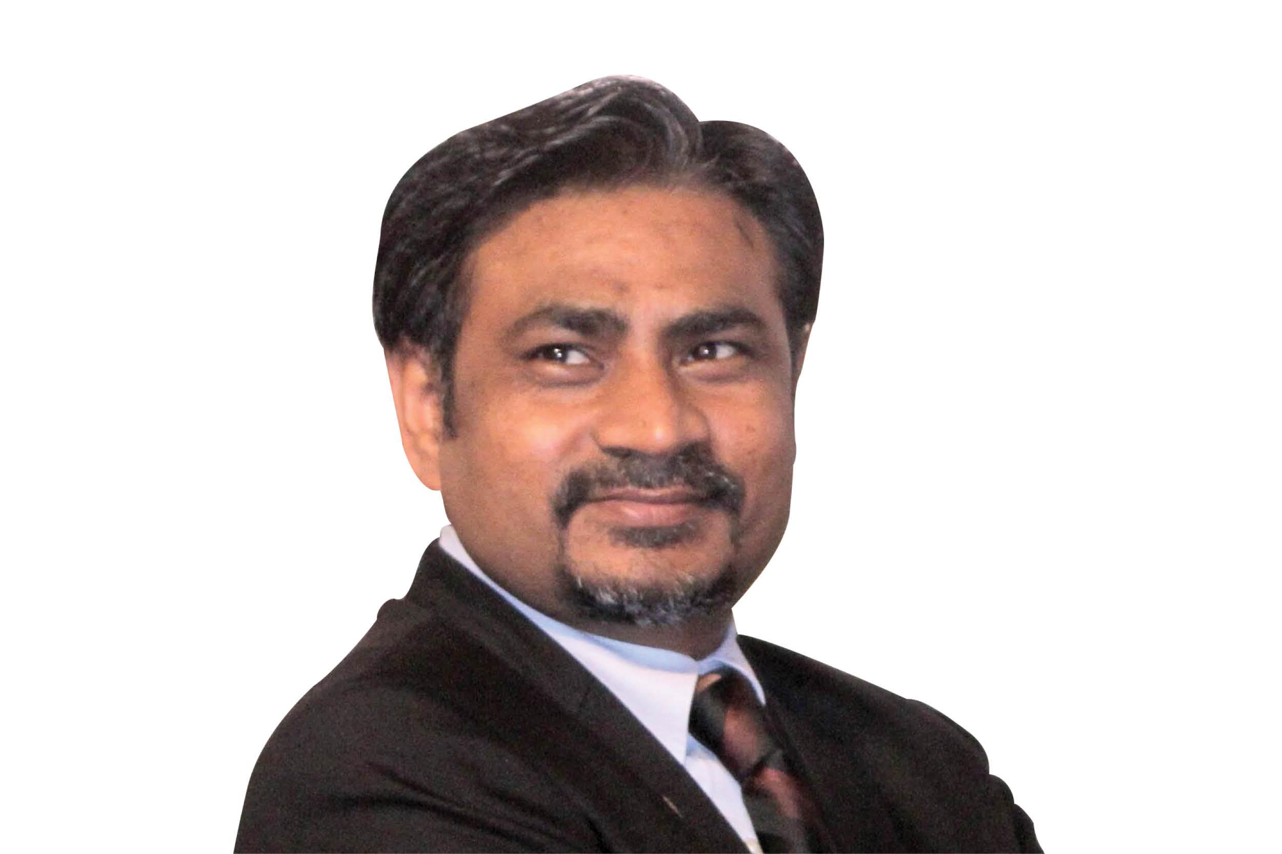 Sanjay Kumar - CEO, Geospatial Media