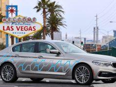 CES 2017, BMW, Intel, Mobileye, autonomous cars