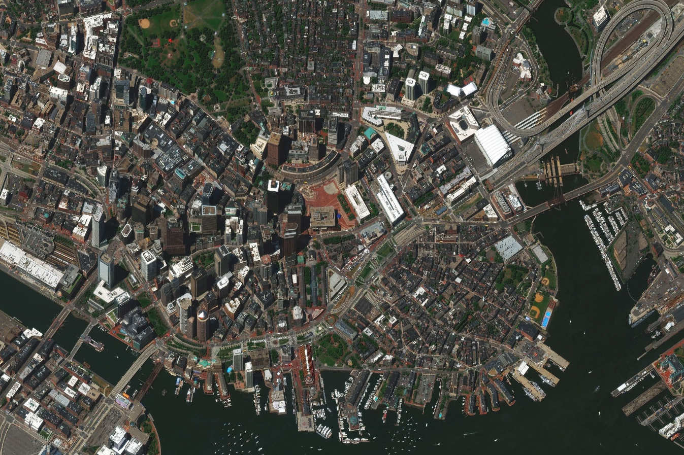 Uber partners with DigitalGlobe to use satellite imagery for