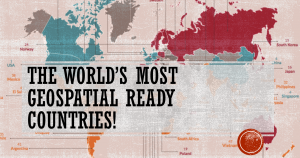 leading geospatial ready countries