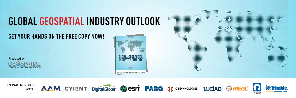 Global Geospatial Industry Outlook