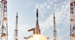 South Asia Satellite launch