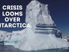 Antarctica's LarsenC