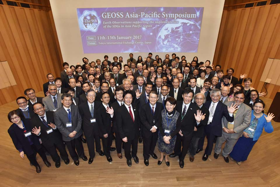 GEOSS Asia-Pacific Symposium will be happening in Hanoi