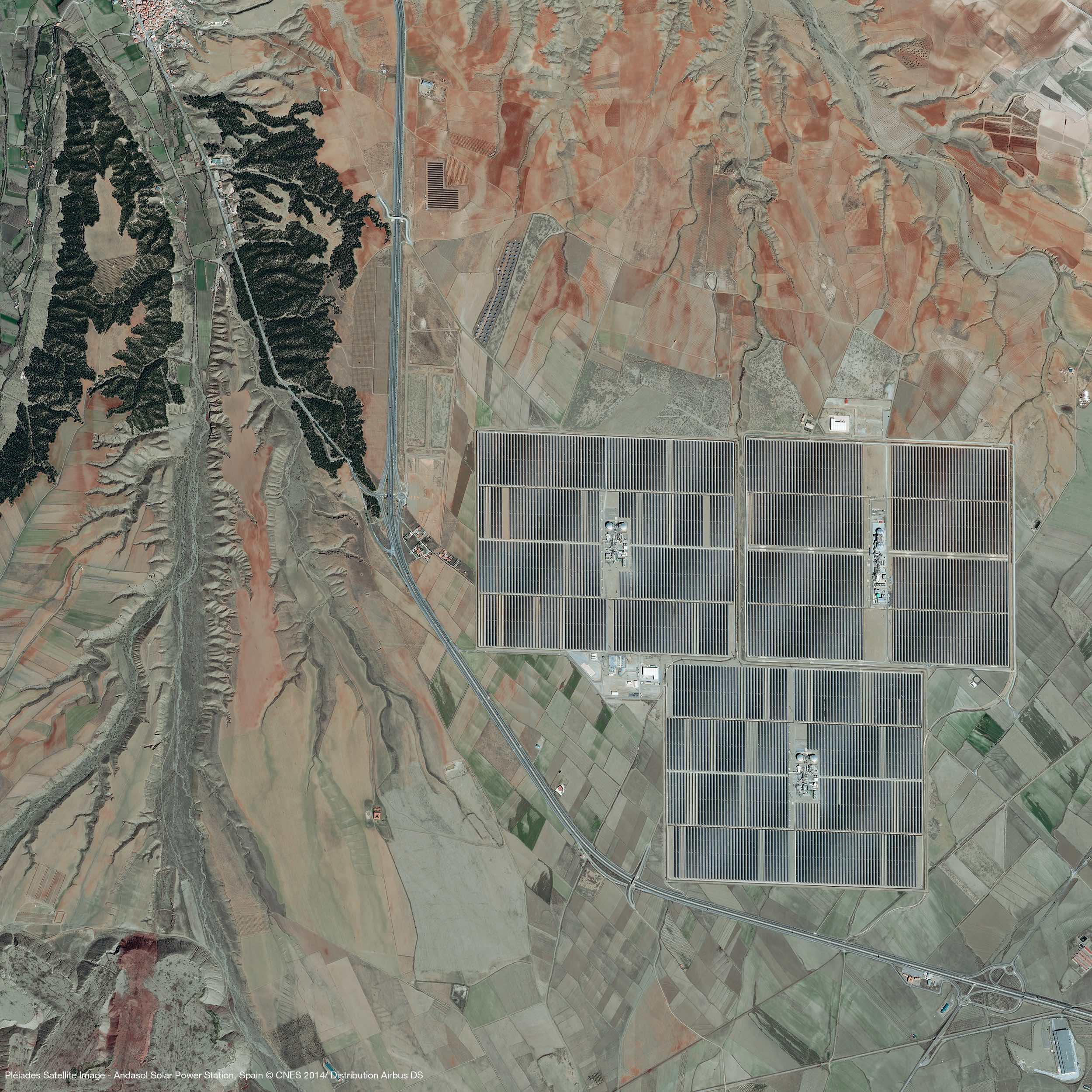 pleiades-satellite-image