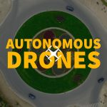 Autonomous drones for geospatial professionals