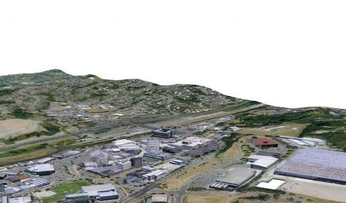 City planning through GIS
