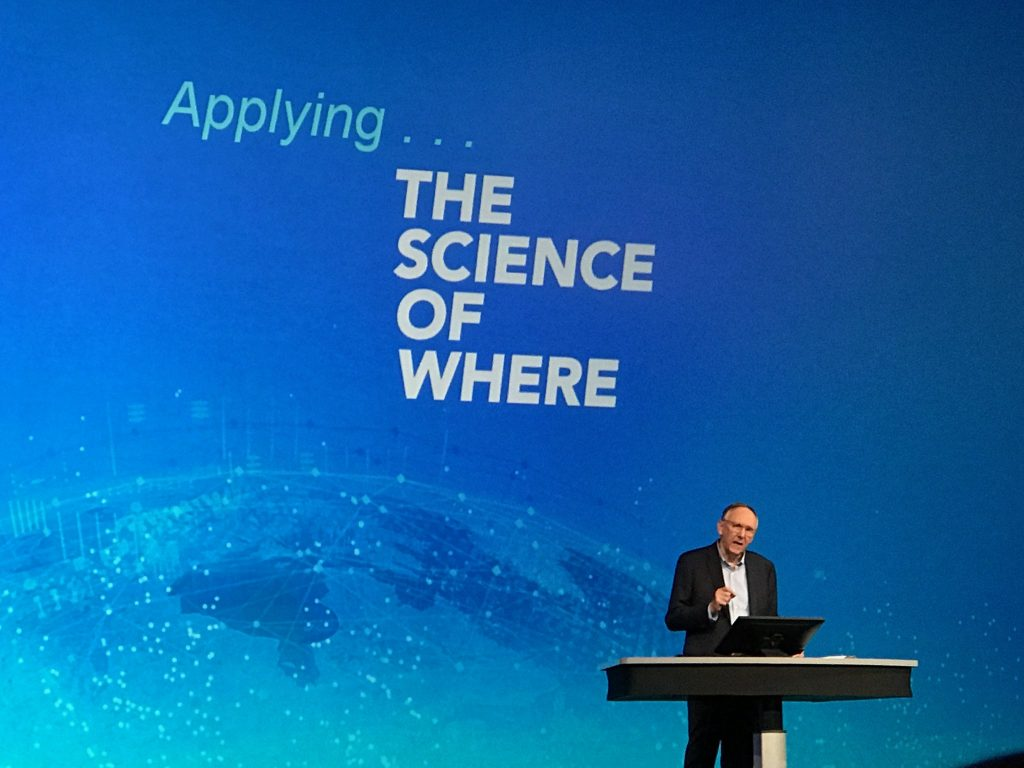 The Science of Where ESRI UC 2017