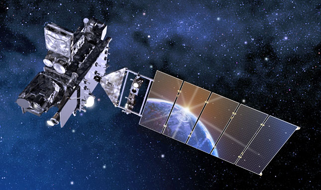 GOES-R series data available on AWS