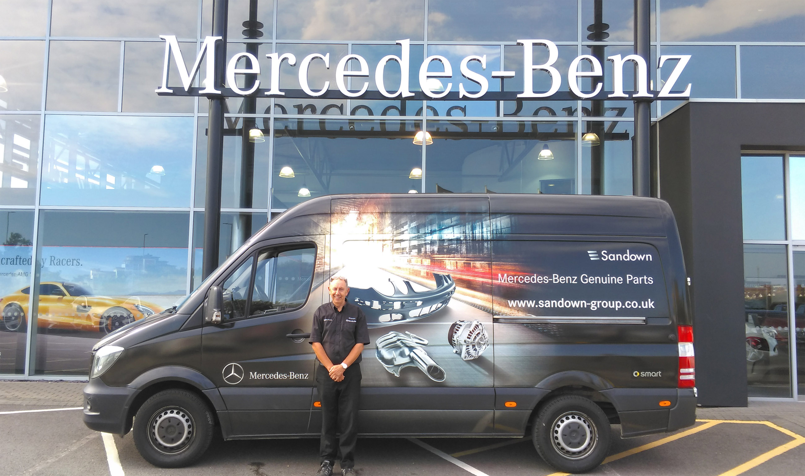 Maxoptra route planning software helps in attempting for Mercedes benz dealers in michigan