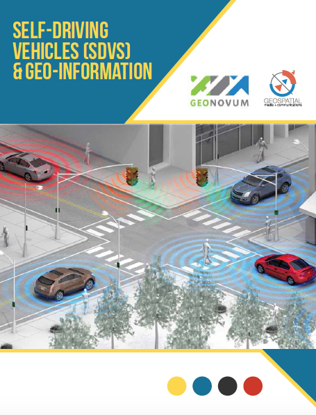 Self Driving Vehicles And Geoinformation Report Released