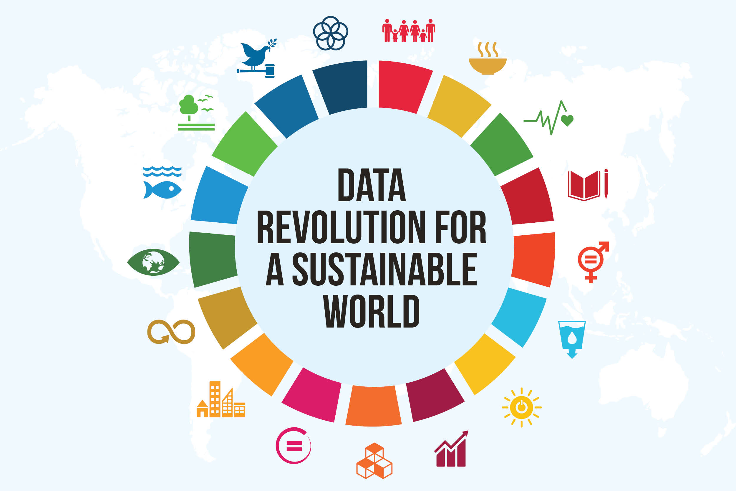 Data revolution for a sustainable world