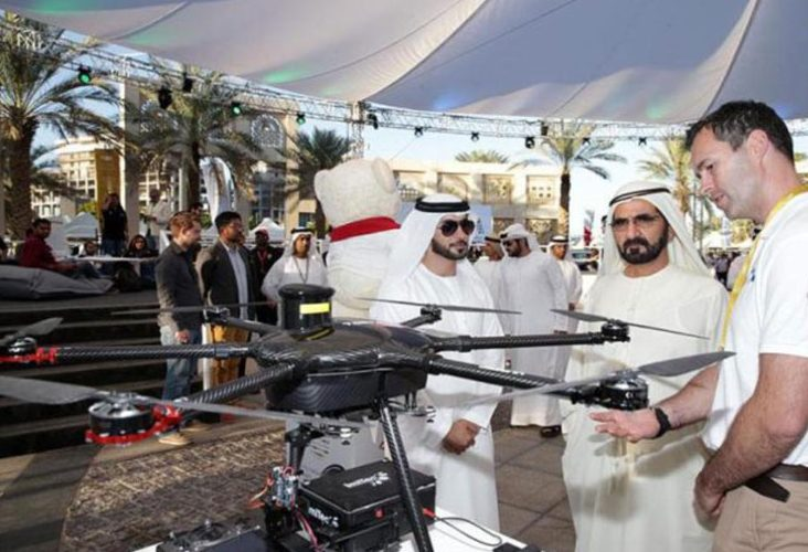 Dubai to host free training on use of drones on October 16-17