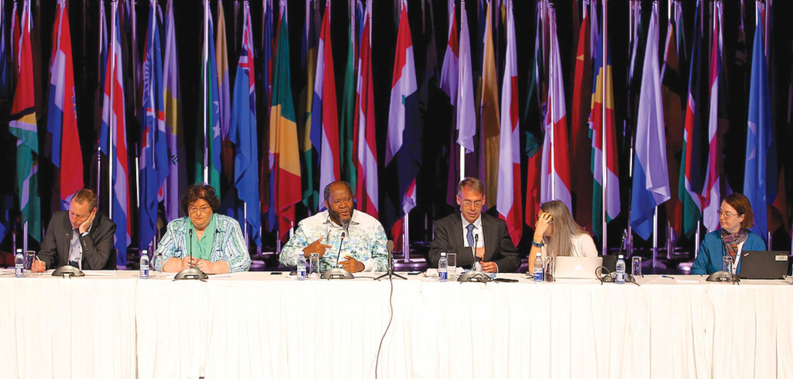 UN World Data Forum considering role of data, statistics for SDG implementation