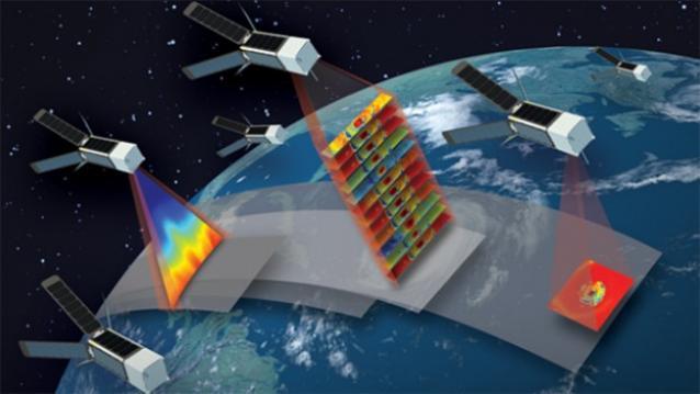 Image result for nanosatellite and microsatellite