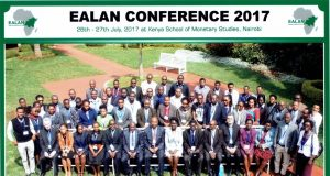 EALAN's annual general meeting and conference