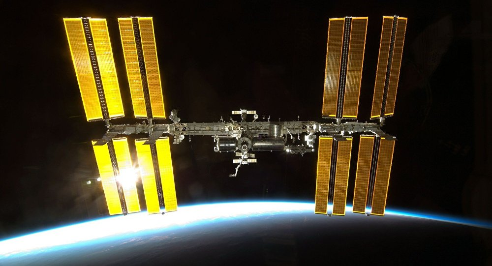 Russian space cameras to be installed on ISS